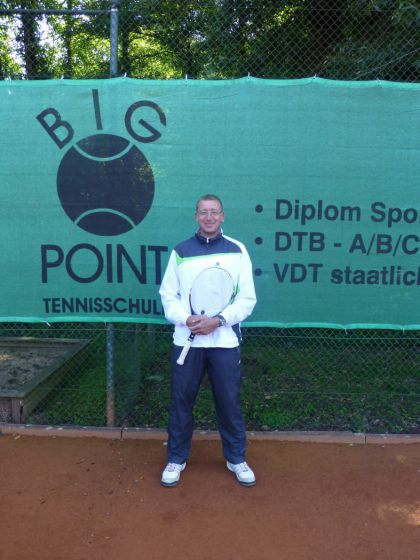 Eric Dilthey - Tennisschule Big Point