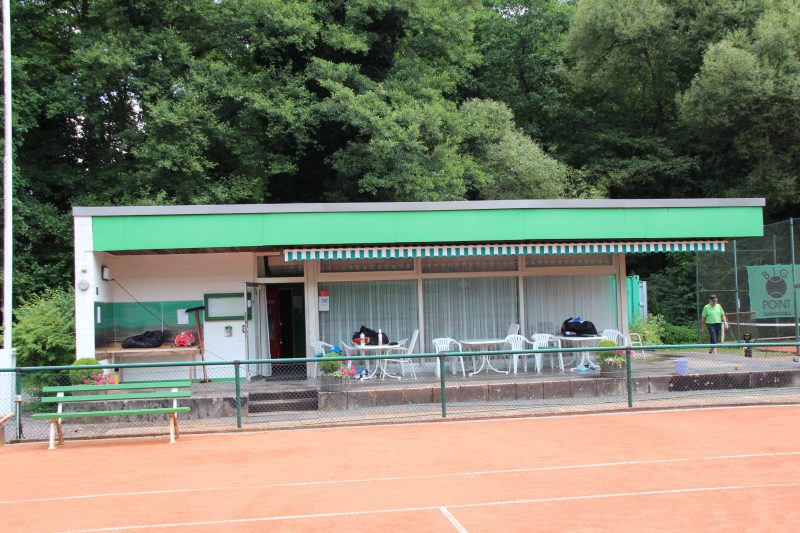 Clubhaus Tennisclub GW Hennef